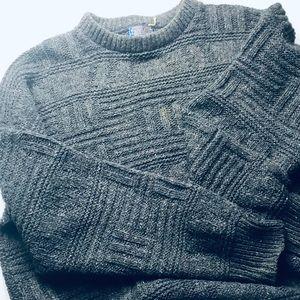 Men's virgin wool Pendleton sweater size XL